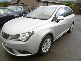2013 Seat Ibiza 1.2 TDI CR Ecomotive SE 5dr 5 door Estate