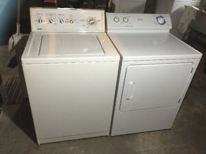 KENMORE WASHER/WHIRLPOOL HOTPOINT DRYER - GREAT DEAL!!