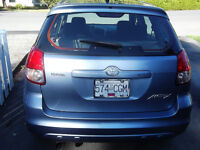 2004 Toyota Matrix base SUV, Crossover