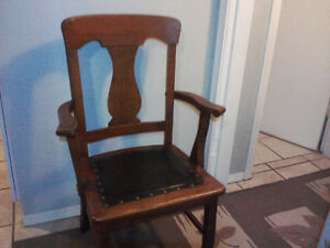 Antique  Chair - 1800's