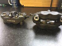 GSXR 600 k6/k7 brake callipers