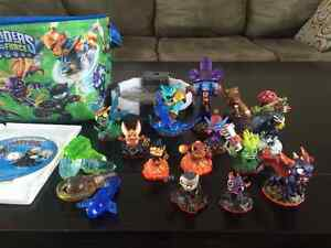 Skylanders Trap Team with Wii disc and portal