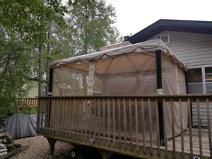 10' X 12' Soft Top Gazebo