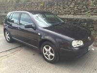 Volkswagen Golf 1.9TDI PD ( 100bhp ) 2003MY SE