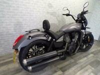 2016 (66) VICTORY OCTANE CRUISER FOR SALE WITH VICTORY PERFORMANCE EXHAUST