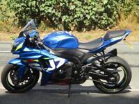 SUZUKI GSX-R1000 L6 MOTO GP, 1,157 MILES.