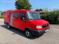 2005 (55) LDV CONVOY 400 2.4 TD CREW CAB VAN + SIDE ROLLERS