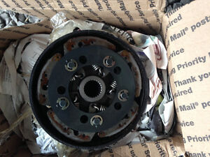 1993 Yamaha Kodiak 400 Centrifugal Clutch