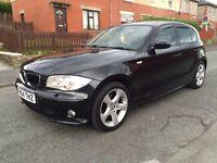 2005 BMW 118D SE SPORT FULLY LOADED 12M MOT NO OFFERS