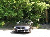 2011 11 AUDI A4 2011 3.0 TDI QUATTRO DPF SE 4D AUTO 240 BHP GREY DIESEL