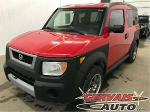 Honda Element Y-Package Real Time 4WD AWD MAGS 2005