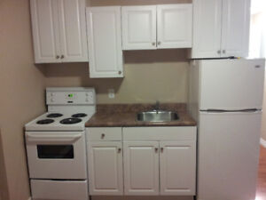 One bedroom right uptown