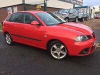 "SEAT IBIZA 1.4 SPORT""""82k""""56/06 PLATE """"GREAT CAR INSIDE /OUT """"FULL MOT ON PURCHASE"