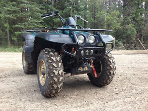 Yamaha Big Bear 350 ATV