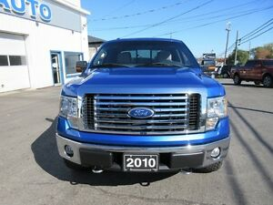 2010 Ford F-150 XTR SuperCrew 5.5-ft. Bed 4WD