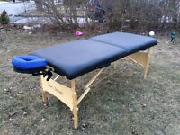 Earthlite Caress face rest & Inner Strength Massage Table