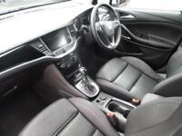 2018 Vauxhall Astra 1.4 Turbo 5dr Auto 5 door Hatchback