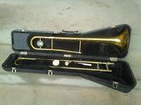 King Trombone with hard case