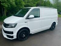 2016 Volkswagen Transporter T6 TDI STARTLINE SWB IN CANDY WHITE - EURO SIX Van S