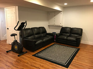 1 bedroom legal basement suite available in Eagle ridge