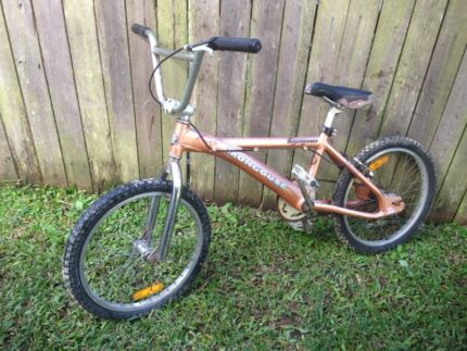 Old Mongoose Bike Mongoose Old School Bike
