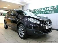 Nissan Qashqai+2 TEKNA 1.5 DCI [2X SERVICES, SAT NAV, LEATHER, HEATED SEATS, PAN