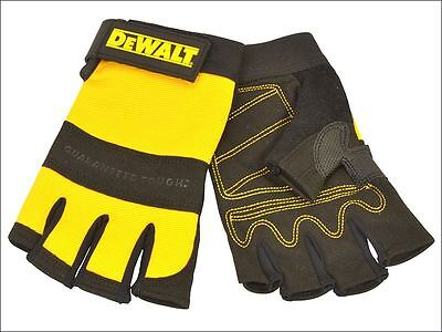 DEWALT - 1/2 Synthetic Padded Leather Palm Gloves ()