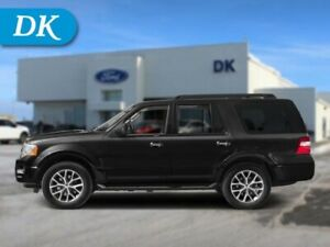 2015 Ford Expedition Limited  w/Leather, Nav, Moonroof!