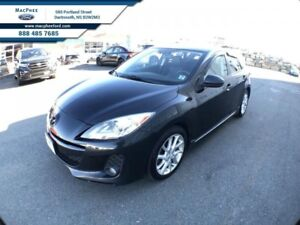 2013 Mazda Mazda3 GT  - Sunroof -  Leather Seats