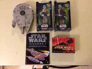 Lot pour fan de star wars