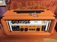 Orange OR50 valve guitar amp