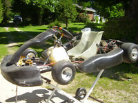 Go Cart To Trade or Sale