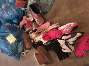 Kids items from toys Stroller,and girl clothes from 0-3 years