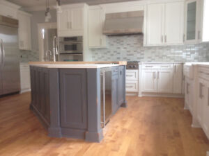 Kitchens,Touch ups,site finishing