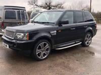 Land Rover Range Rover Sport 2.7TD V6 auto 2007MY HSE £6795