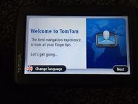 Tom tom wide screen