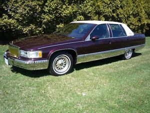 1994 Cadillac Fleetwood Brougham Sedan