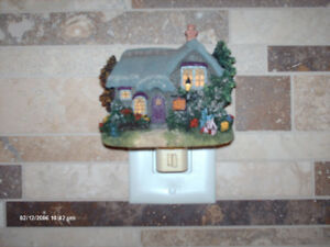 Thomas Kinkade Nightlight