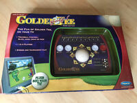 Golden Tee TV game fully boxed and complete