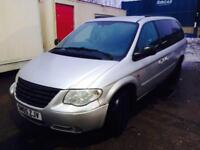 Chrysler Grand Voyager 2.8CRD auto LX 7 Seater not zafira s-max