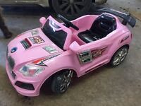 BMW Child car 12V battery operated Ride on