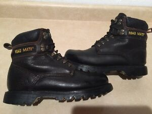 Men's Road Mate Rugged Waterproof Boots Size 8 London Ontario image 2