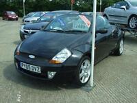 2005 Ford Streetka 8v Luxury Only 50K Miles!!! 1.6