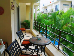 Beautiful Condo FOR RENT in Playa del Carmen, MX