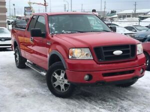 2007 Ford F-150 FX4 Off Road 4X4, FINANCEMENT MAISON