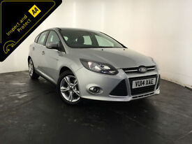 2014 FORD FOCUS ZETEC ECONETIC TDCI 1 OWNER SERVICE HISTORY FINANCE PX WELCOME