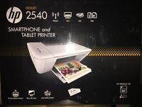 Wireless HP scanner printer