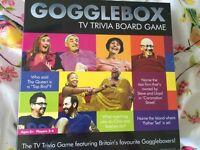 Sealed Gogglebox TV Trivia Board Game