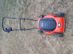 Electric Corded and Cordless Lawnmowers - $50 and up