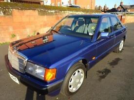 1993 Mercedes-Benz 190 1.8 E 4dr